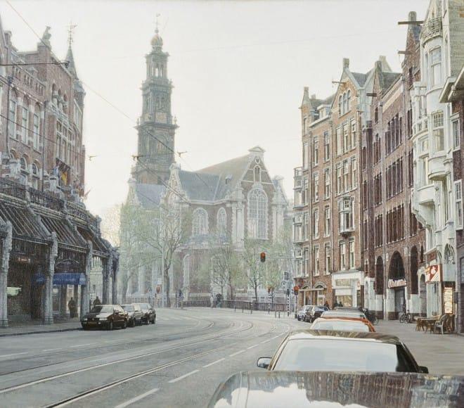 Amsterdam, Raadhuisstraat Westerkerk