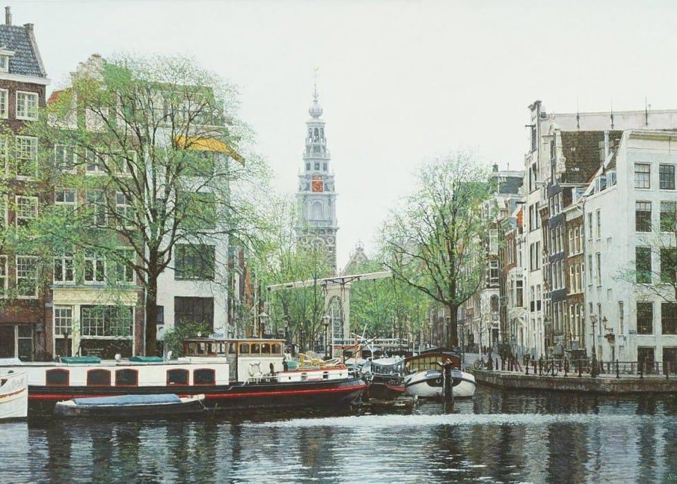Amstel-Groenburgwal, Amsterdam