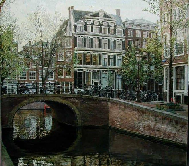Blauwburgwal-Herengracht, Amsterdam