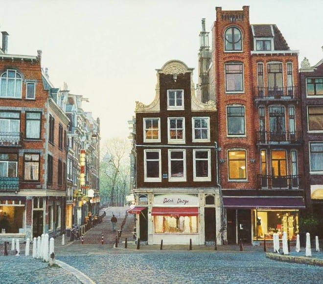 Amsterdam, Oude Leliestraat