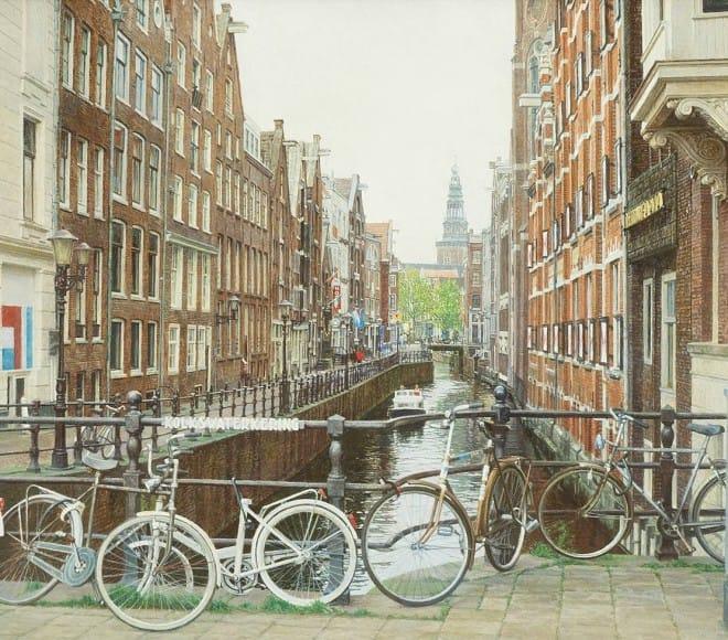 Amsterdam, Oudezijds Kolk