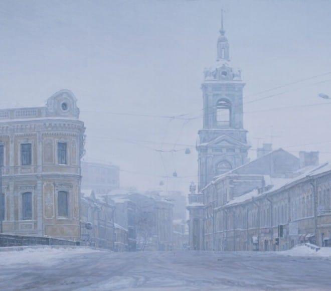 Pyatnizkaya street