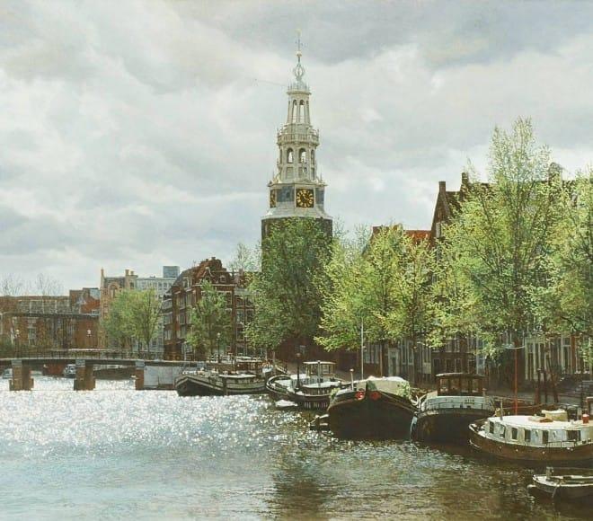 Waals Eilandgracht, Amsterdam